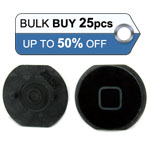 Bulk 25pcs iPad Air home button black
