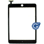 iPad Mini 3 Digitizer Touchpad without ic in Black