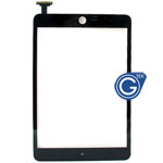 iPad mini Digitizer without IC in Black - High Quality