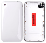iPhone 3G 8gb Back cover with Chrome Bezel in White Approval