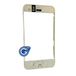 iPhone 3G White plastic mid frame