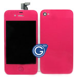 iPhone 4 Complete Lcd in Hot Pink