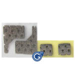 iPhone 4 conduction sponge gasket 2pcs set for main board