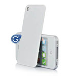 iPhone 4S Battery Cover in White