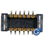 iPhone 4s induction flex connector on board-Replacement part (compatible)