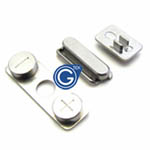 iPhone 4s side button set-Replacement part (compatible)