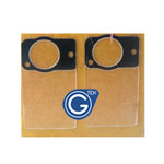 iPhone 5 lower sponge gasket for flash light holder