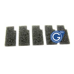 iPhone 5 sponge gaske for Connectors Fastening Piece plate