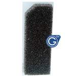 iPhone 5 sponge gasket for front camera