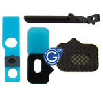 iPhone 5 top mic anti-dust mesh 4 pcs set