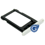iPhone 5C sim holder white