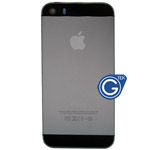 iPhone 5S Back Cover in Black (High Quality)