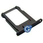 iPhone 5s Sim Holder in Black - Replacement compatible part