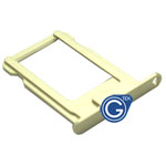 iPhone 5s Sim Holder in Gold - Replacement compatible part