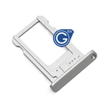 iPhone 5s Sim Holder in Silver - Replacement compatible part
