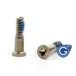 iPhone 5S bottom screw gold Pack of 10 Pcs
