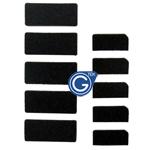iPhone 5S sponge gasket for lcd and digitizer flex 5 set