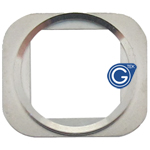 iPhone 6 Plus Home button chrome ring in Silver