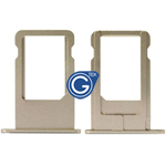 iPhone 6 plus Sim Tray in Gold- Replacement part (compatible)