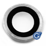 iPhone 6S Back Camera Chrome Ring in Silver