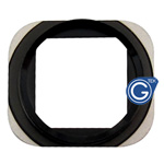 iPhone 6S Home Button Chrome Ring in Black