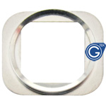 iPhone 6S Plus Home Button Chrome Ring in Silver