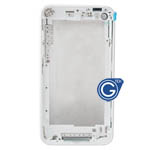 iPod Touch 4 16gb back cover assembly in white- Replacement part (Compatible)