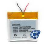 iPod Shuffle battery