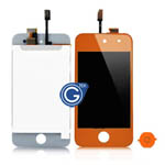 iPod touch 4 Complete LCD with Digitizer in Dark Orange