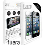 New Fuera iPhone SE, 5S, 5 Screen Protector in pristine retail packaging - Only 5p