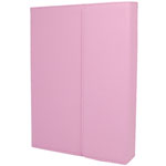 Wireless Bluetooth Keyboard Folio Leather Flip Stand Case Cover For iPad Air (iPad 5) in Pink