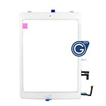 iPad Air Digitizer in White with Parts as OEM quality- Note: Please use your existing home button otherwise will not function to sleep mode