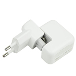 iPad 10W 2 Part Travel/Mains Charger (European Plug - 2 Pin)