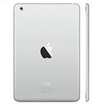 iPad Mini Back Cover Silver 4G Version