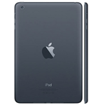 iPad Mini Back Cover Blue/black Wifi Version