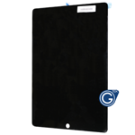 iPad Pro 12.9 Complete LCD and Touchpad Assembly in Black - Replacement part (compatible)