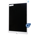 iPad Pro 12.9 Complete LCD and Touchpad Assembly in White - Replacement part (compatible)