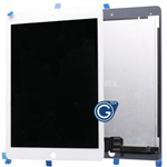 iPad Pro 9.7 Complete LCD and Touchpad Assembly in White - Replacement part (compatible)