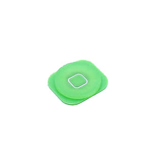 iPhone 4 Home Button in Green- Replacement part (compatible)