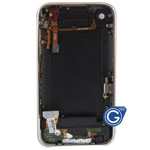 iPhone 3G 8GB black back cover with parts complete without battery