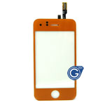 iPhone 3GS digitizer in orange
