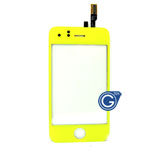iPhone 3GS Digitizer in Yellow- Replacement part (compatible)
