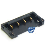 iphone 4 battery connector on board- Replacement compatible part