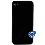 iPhone 4S Battery cover in black - No logo