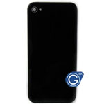 iphone 4 battery cover in black without logo