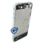 iPhone 4 Centre Frame in White- Replacement part (compatible)