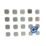 iPhone 4s home button metal spacer-Replacement part (compatible)