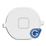 iPhone 4s Home button white - Replacement compatible part