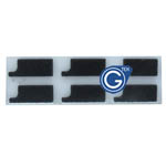 iPhone 4s sponge gasket for LCD flex-Replacement part (compatible)