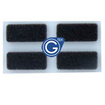 iPhone 4s sponge gasket for digitizer flex-Replacement part (compatible)